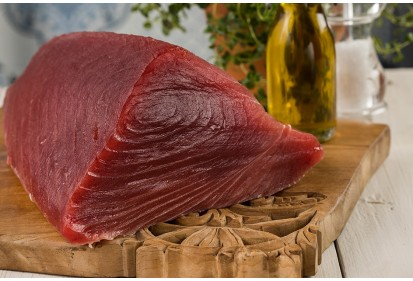 Thon rouge en portions