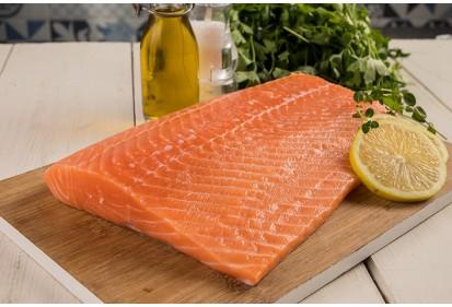 Filet de saumon entier